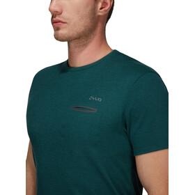 PYUA Skip-Y S T-Shirt Homme, rover green melange